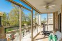 terrace w/ gorgeous views! - 19355 CYPRESS RIDGE TER #120, LEESBURG