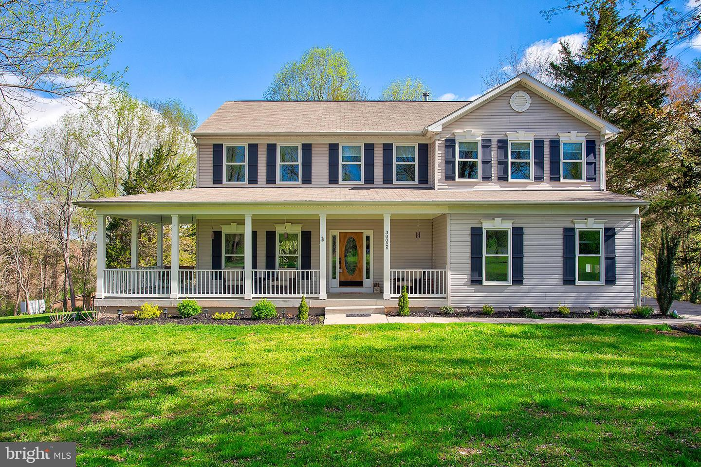 Single Family for Sale at 38826 Goose Creek Ln Leesburg, Virginia 20175 United States