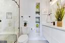 master bath - 4419 19TH PL NE, WASHINGTON