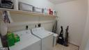 Generously sized laundry room - 53 SENTRY CT, STAFFORD