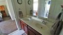 Jack and Jill Bath with double vanity - 53 SENTRY CT, STAFFORD
