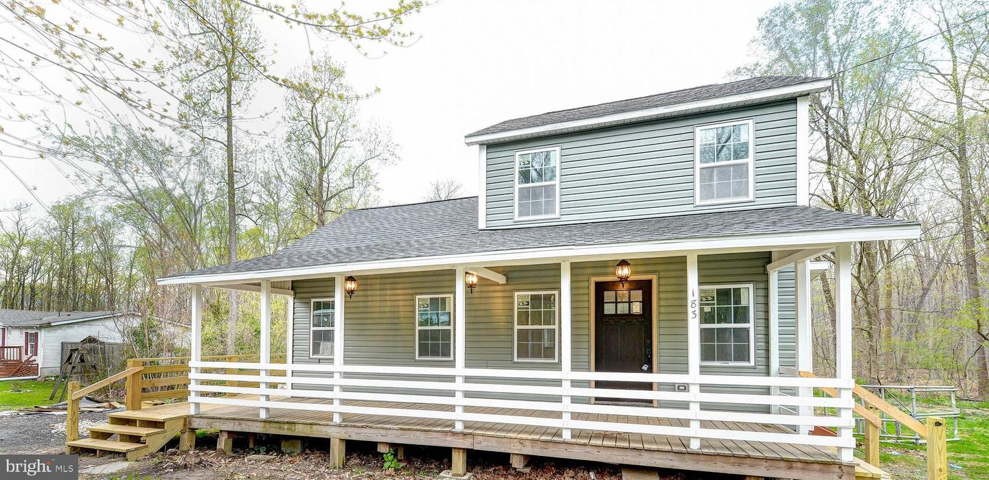 Single Family for Sale at 183 Mount Zoar Rd Conowingo, Maryland 21918 United States