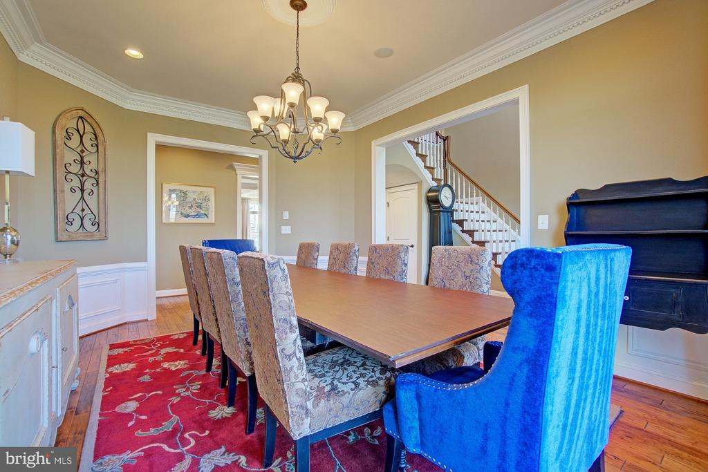 Dining Room - 39561 CHARLES HENRY PL, WATERFORD