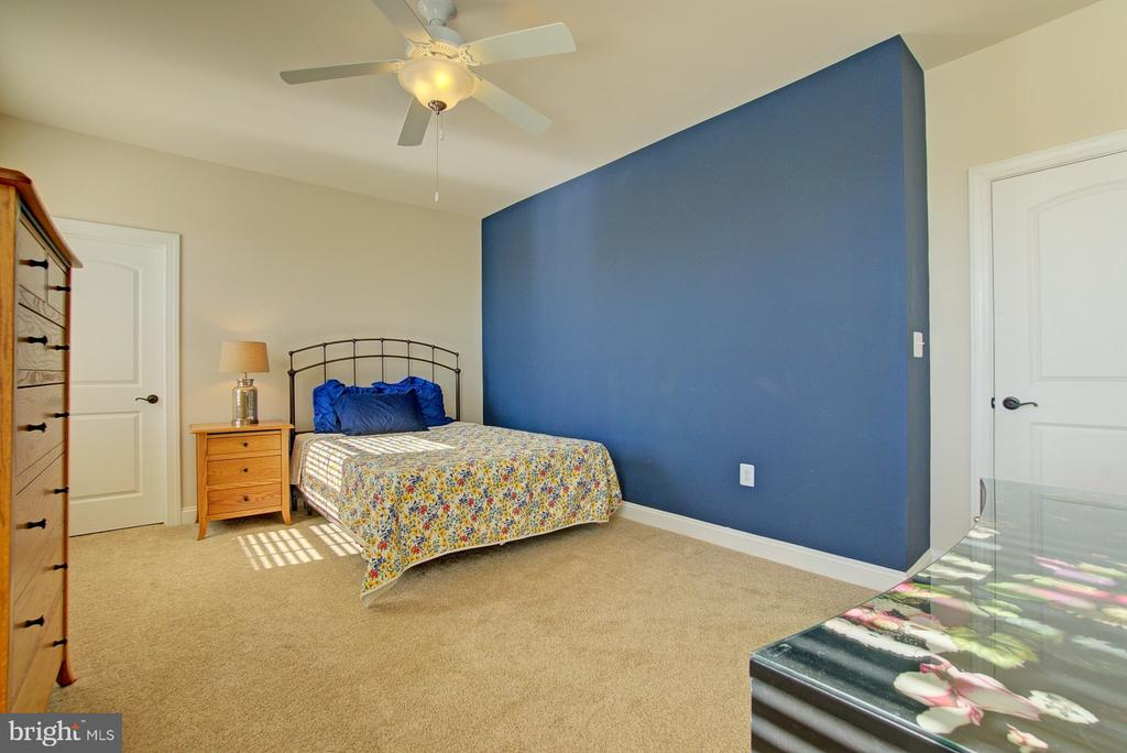 Spacious Bedroom 3 with private bathroom - 39561 CHARLES HENRY PL, WATERFORD
