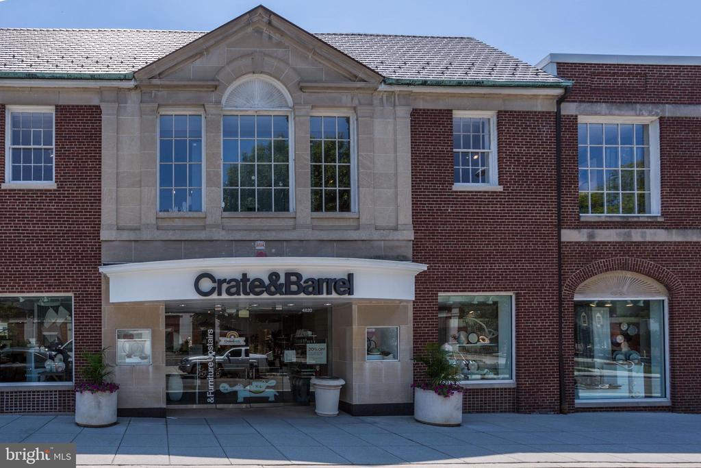 Neighborhood Crate & Barrel - 5155 ROCKWOOD PKWY NW, WASHINGTON