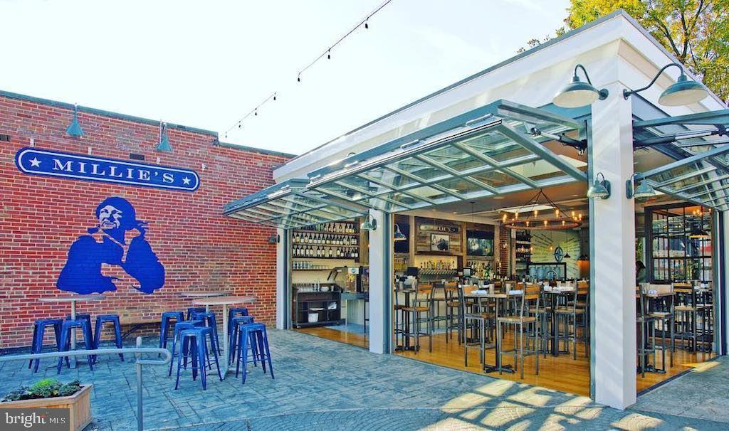 Neighborhood Restaurants including Millies - 5155 ROCKWOOD PKWY NW, WASHINGTON