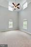 Second Master 2 Story Ceiling-Great Guest Room - 1211 RESTON AVE, HERNDON
