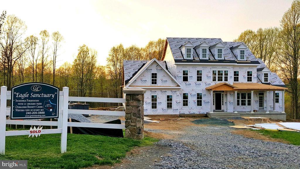 More New Estate Homes In Greer's Landing - 8187 PETERS RD, FREDERICK