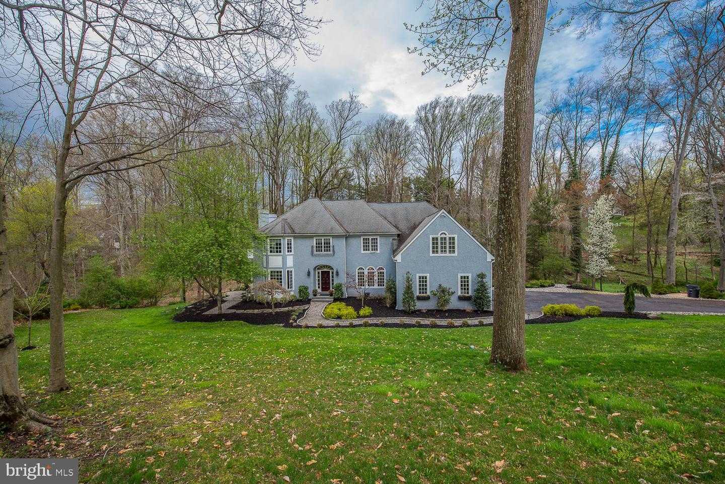 Photo of home for sale at 415 Darlington Road, Media PA
