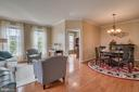 Living & Dining - 42442 GREAT HERON SQ, BRAMBLETON