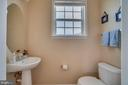 Powder Room - 42442 GREAT HERON SQ, BRAMBLETON