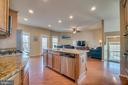 Kitchen - 42442 GREAT HERON SQ, BRAMBLETON