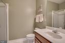 First Floor Bath - 42442 GREAT HERON SQ, BRAMBLETON