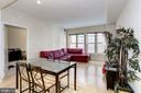 Living/Dining Room Combo - 715 6TH ST NW #205, WASHINGTON