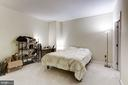 Spacious Bedroom/Den with Huge Walk-in Closet 2 - 715 6TH ST NW #205, WASHINGTON