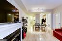 View from the Living Area - 715 6TH ST NW #205, WASHINGTON