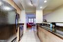 Gallery Kitchen with Gas Range - 715 6TH ST NW #205, WASHINGTON
