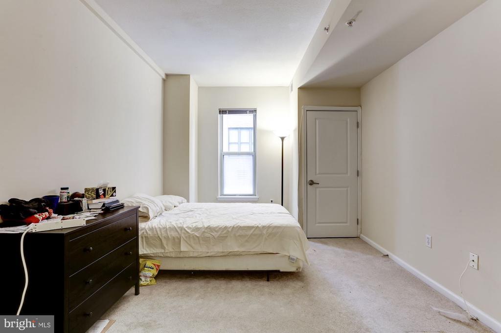 Bedroom 1 - 715 6TH ST NW #205, WASHINGTON
