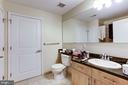 Full Bathroom 1 w/Huge Walk-in Closet 1 - 715 6TH ST NW #205, WASHINGTON