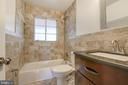 Full bath on main level - 3611 22ND ST N, ARLINGTON