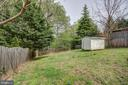 Backyard - 3611 22ND ST N, ARLINGTON