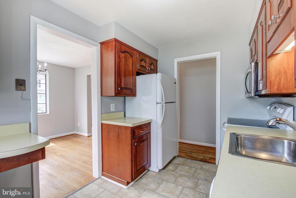 Kitchen - 3611 22ND ST N, ARLINGTON