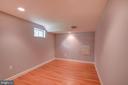 Room/den in basement - 3611 22ND ST N, ARLINGTON