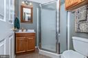 Basement Full Bathroom - 10917 OAKCREST CIR, NEW MARKET