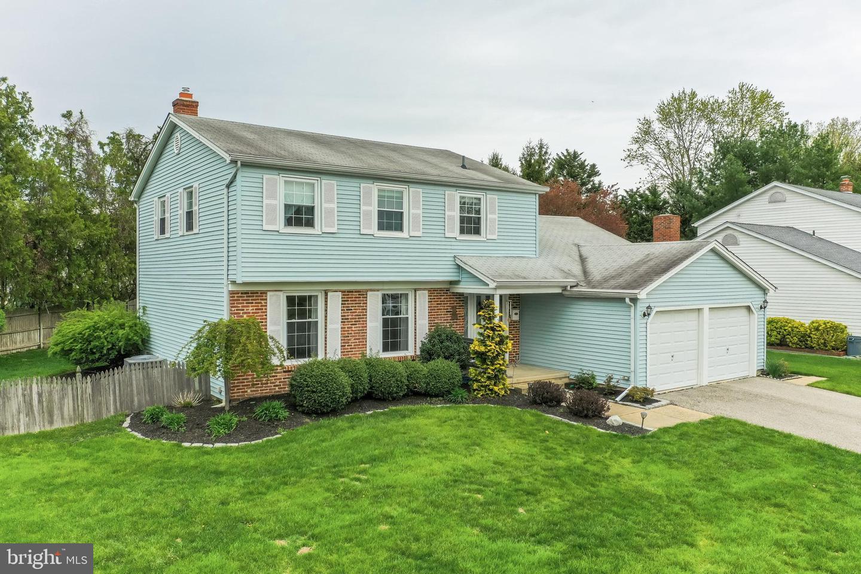 Частный односемейный дом для того Продажа на 345 HARFORD Road Somerdale, Нью-Джерси 08083 Соединенные Штаты