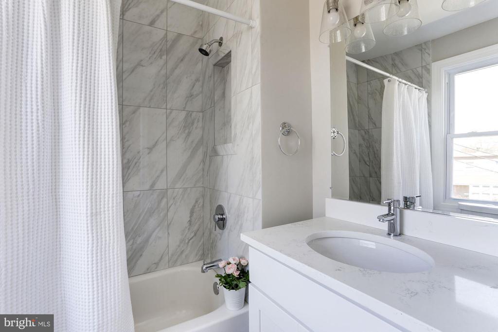 2nd Upstairs Bathroom - 1021 CRITTENDEN ST NE, WASHINGTON