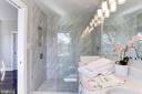 Master Bathroom - 1021 CRITTENDEN ST NE, WASHINGTON