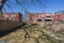 Back Yard - 1021 CRITTENDEN ST NE, WASHINGTON