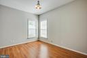 Bonus room off of the kitchen- den, library?... - 79 NORTHAMPTON BLVD, STAFFORD