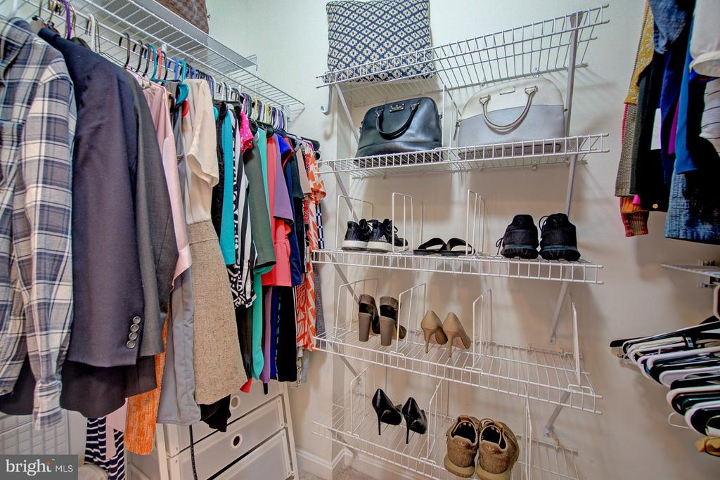 No worries. This, plus a closet in the master BR - 2181 JAMIESON AVE #607, ALEXANDRIA