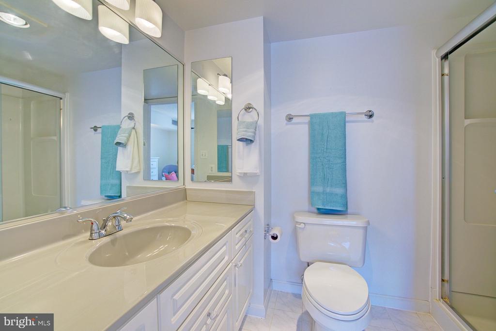 Both baths offer ample storage - 2181 JAMIESON AVE #607, ALEXANDRIA