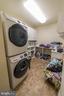 Laundry - 1030 ALBERT RENNOLDS DR, FREDERICKSBURG
