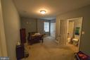Bedroom w Full Bath - 1030 ALBERT RENNOLDS DR, FREDERICKSBURG