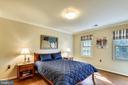 Spacious Bedroom # 3. - 3140 TRENHOLM DR, OAKTON