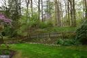 Private Backyard - 8911 GLADE HILL RD, FAIRFAX