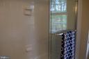 Hall Bath - 8911 GLADE HILL RD, FAIRFAX