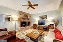 Family Room - 4901 ESSEX AVE, CHEVY CHASE