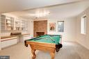 Recreation Game Room - 4901 ESSEX AVE, CHEVY CHASE