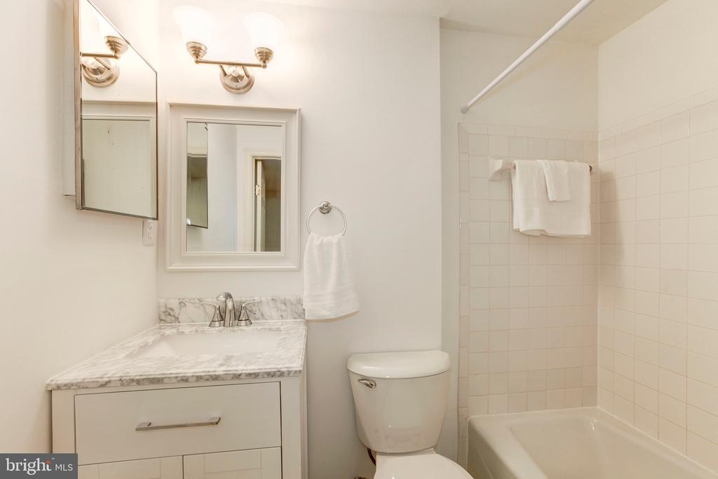 Fifth Bath - 4901 ESSEX AVE, CHEVY CHASE