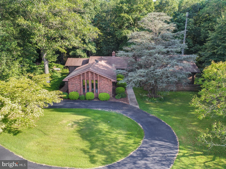 Einfamilienhaus für Verkauf beim 191 CHIMNEY HILL Road Felton, Delaware 19943 Vereinigte Staaten