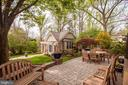 Deck/Grounds - 4901 ESSEX AVE, CHEVY CHASE