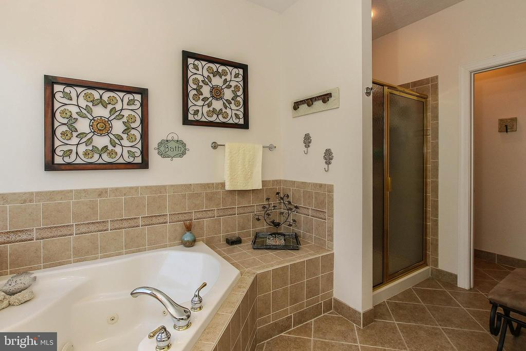 Separate shower - 800 CATTAIL RD, WINCHESTER