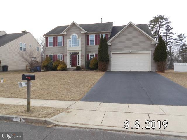 独户住宅 为 销售 在 412 MONTANA Browns Mills, 新泽西州 08015 美国