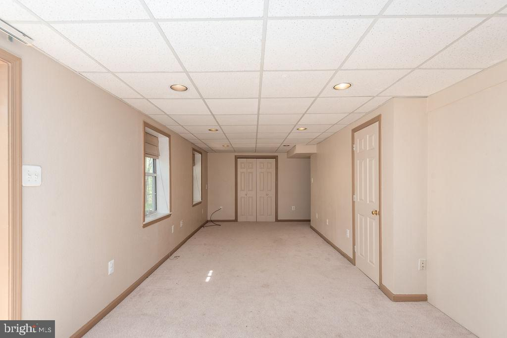 Finished basement - 13 HARRY CT, STAFFORD