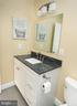 Large new vanity - 11114 HARBOR CT, RESTON