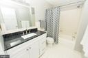 Lovely Master bathroom - 11114 HARBOR CT, RESTON